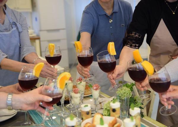 皆様で乾杯!🥂