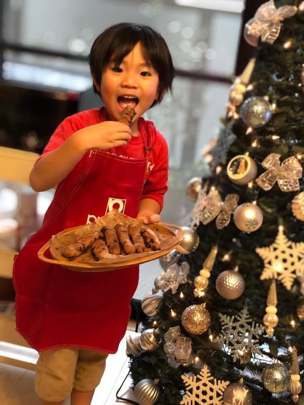 「将来、パン屋さんになりたい!」嬉しいおうちパンKids