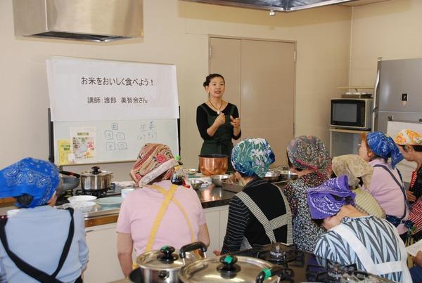 食育料理教室