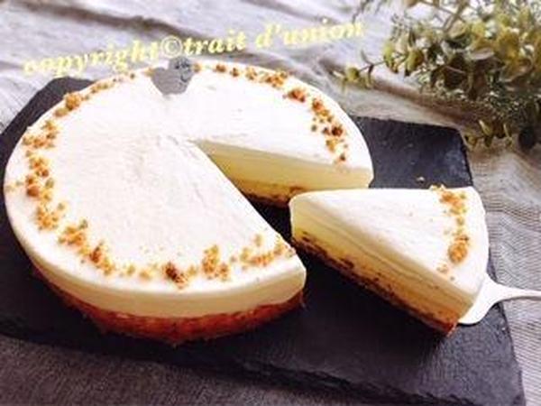 9月トリプルチーズケーキ(グルテンフリーです)