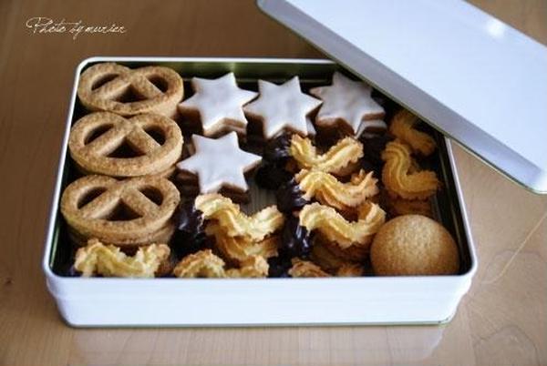 ブレデレ アルザスのクリスマスクッキーレッスン