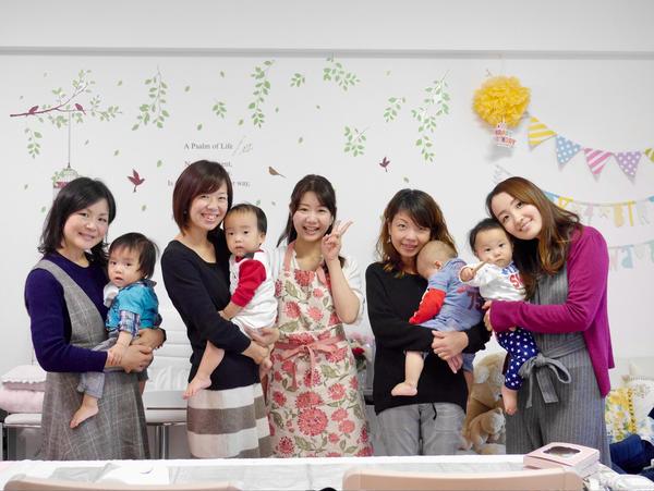 赤ちゃん連れ参加可能♡ママに癒しの時間をご提供します