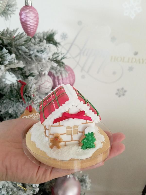 クリスマスはヘクセンハウス作り!