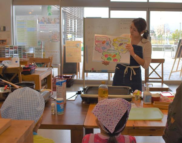 まちづくりスポット茅ヶ崎にて子供向けレッスンを行いました。