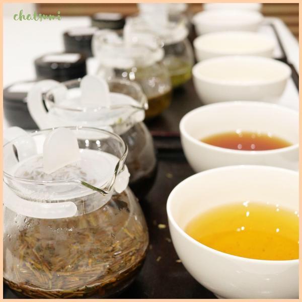 あなたの好きなほうじ茶を見つけよう!飲み比べレッスン