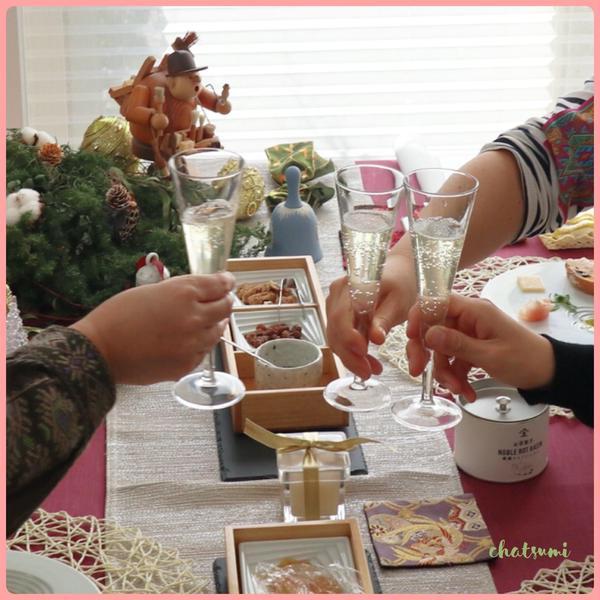 クリスマス日本茶レッスン