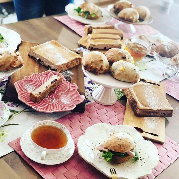 4月のお菓子&パン教室💓大阪校もいよいよスタート!