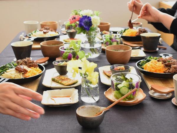 もっと気軽に楽しむ発酵韓国ごはん