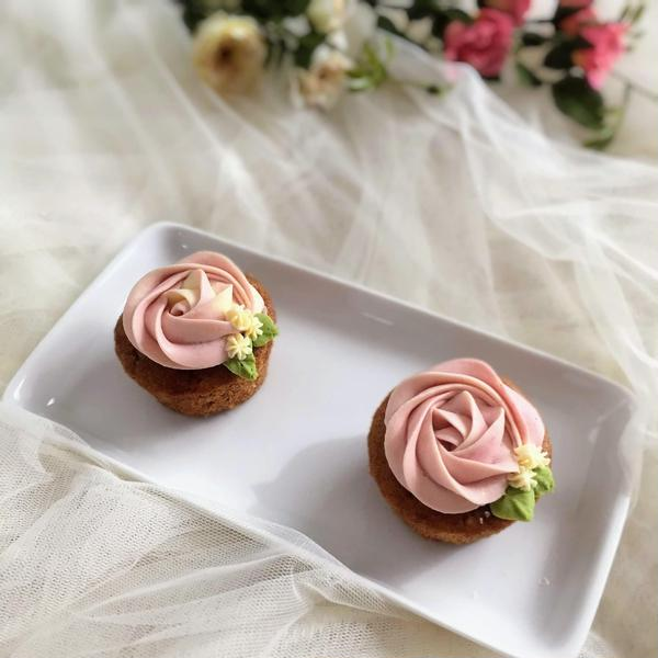 Sweets* Flower Cake Lesson
