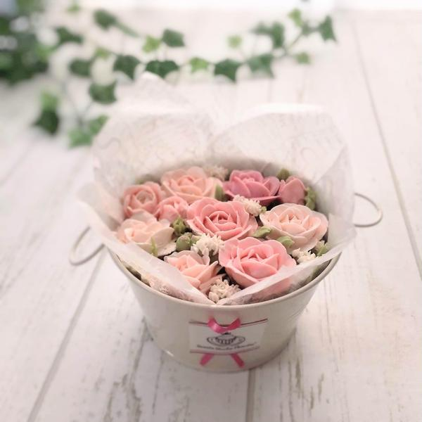 Flower Cake 1 DAY Lesson