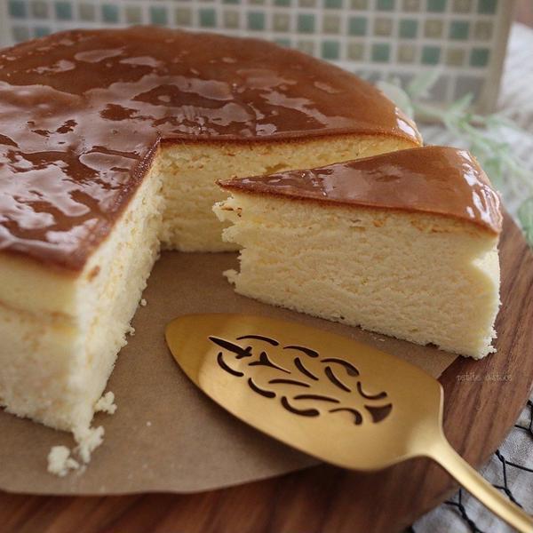 2020年11月*絶品!スフレチーズケーキ