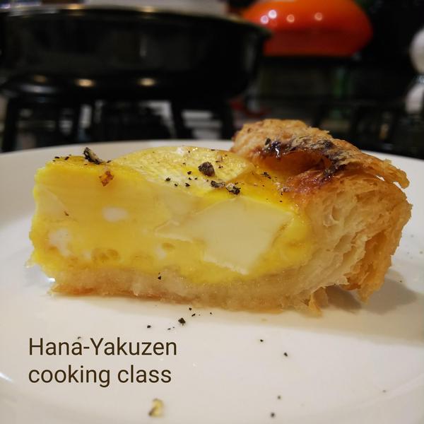 秋のお料理クラス(9月・10月)の内容をUPしました♪