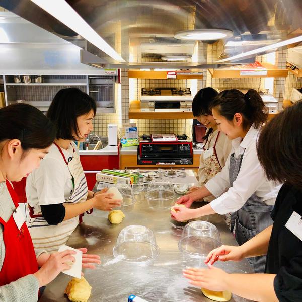 【パン】初心者でも簡単に本格的なパンを作ることができます。