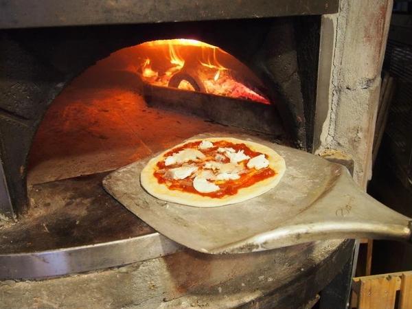 薪窯Pizza