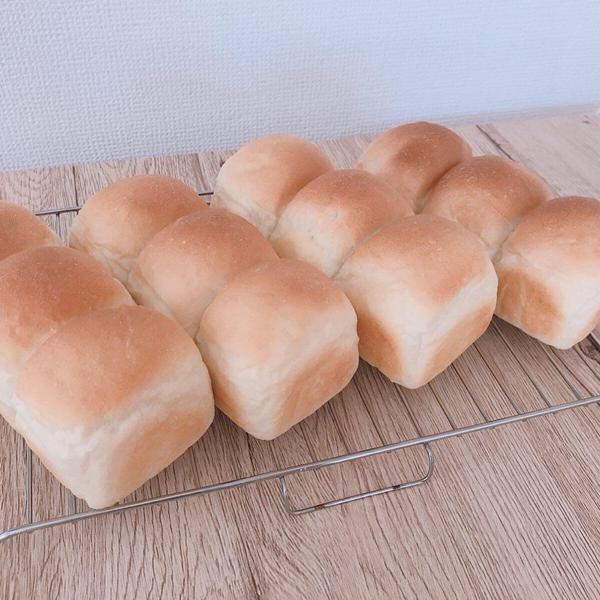 山型食パンのレッスン♪