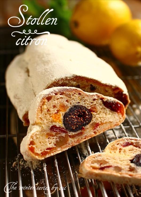《レモンシュト‐レン》~冬の季節のパンより