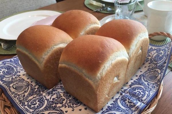ゆめちから100%食パン