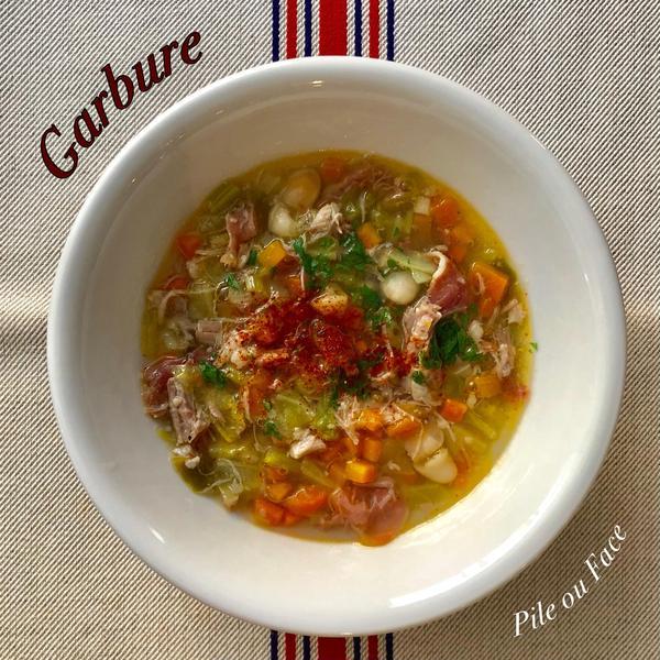 バスク風ガルビュール、野菜たっぷりのフランス版ミネストローネ