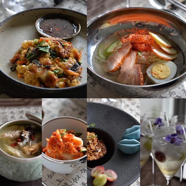 9月は韓国料理です