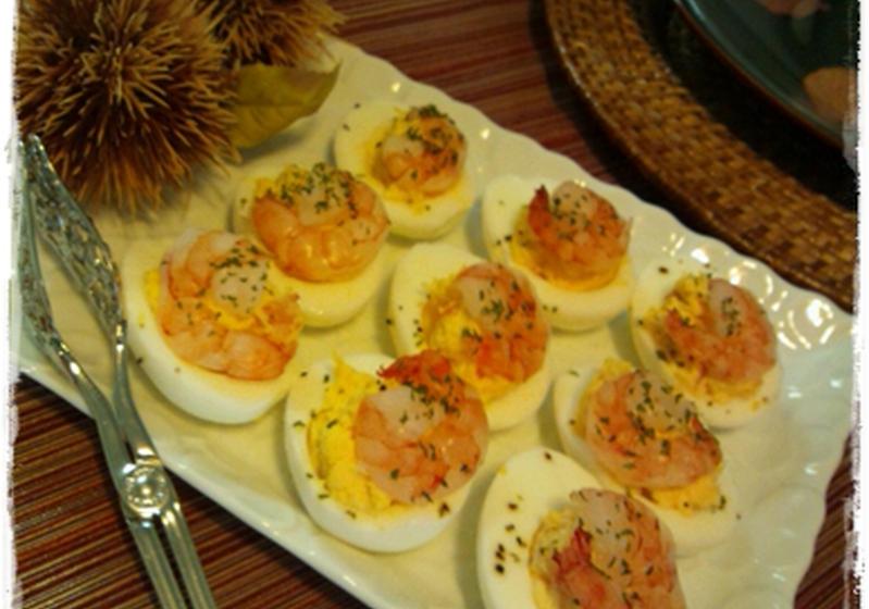 ゆで 卵 料理