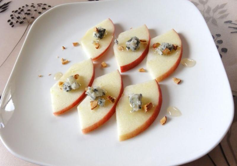チーズ レシピ ブルー