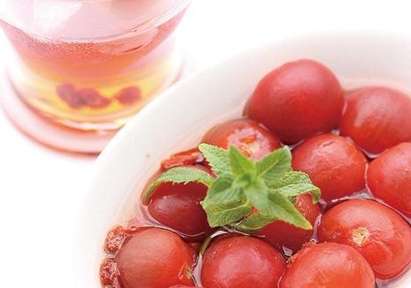 マリネ ミニ トマト