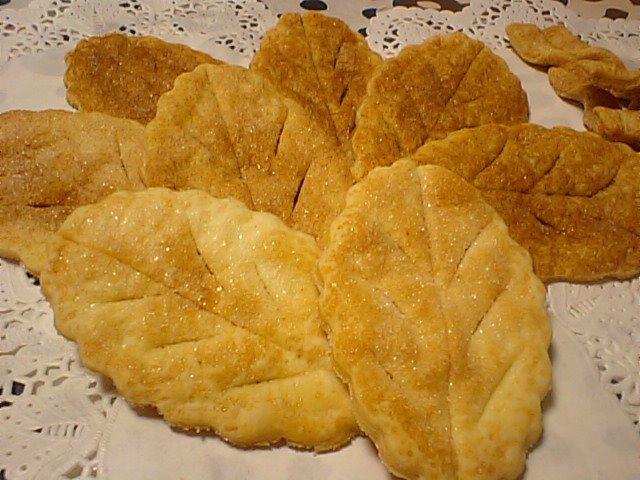 123比べて焼き菓子「リーフパイ&クッキーサンド」レッスン♪